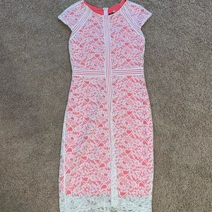 I.N.C. lace body on dress